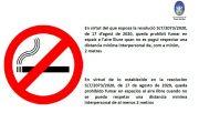 No fumar - COVID19